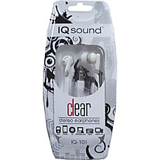 IQ Sound Digital Stereo Earphones