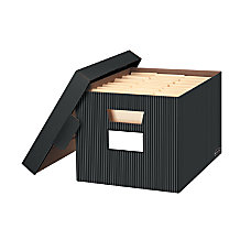 Bankers Box StorFile Decorative Storage Boxes