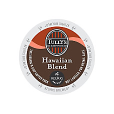 Tullys Coffee Hawaiian Blend Coffee K