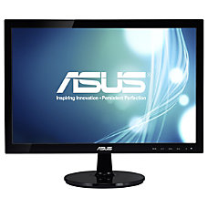 Asus VS197D P 19 Widescreen LED