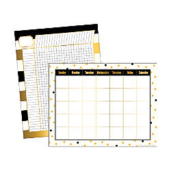 Barker Creek Chart Set Gold 17