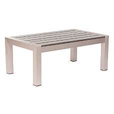 Zuo Outdoor Cosmopolitan Coffee Table 15