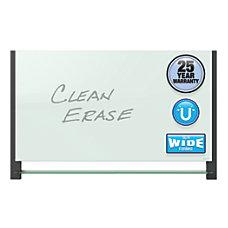 Quartet Evoque Magnetic Glass Dry Erase