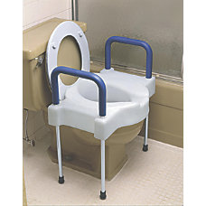 Medline Bariatric X Wide Raised Toilet