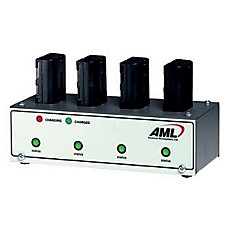 AML Four Position Battery Charger