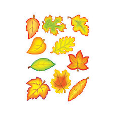 Teacher Created Resources Fall Leaves Accents