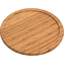 Lipper Bamboo Turntables