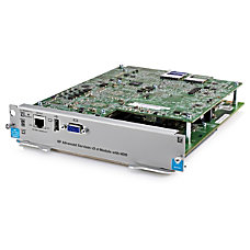 HP Advanced Services v2 zl Module