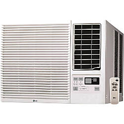 Lg 12000 btu window air conditioner cooling heating by for 12000 btu window air conditioner home depot