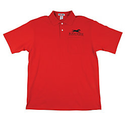 Jerzee Embroidered 50 50 Polo Shirt