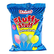 Fluffy Stuff Cotton Candy Bags 25