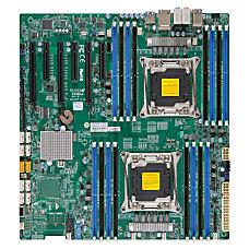 Supermicro X10DAi Server Motherboard Intel C612