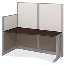 Bush Business Furniture Straight Workstation 65