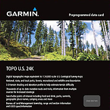 Garmin TOPO US 24K Great Lakes