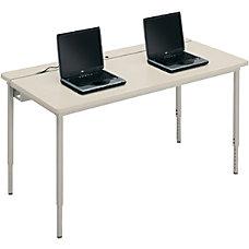 Bretford Quattro Voltea Computer Table 32