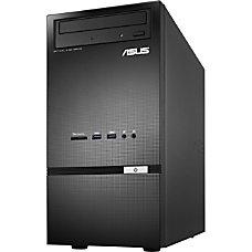 ASUS Essentio Desktop Computer With Intel