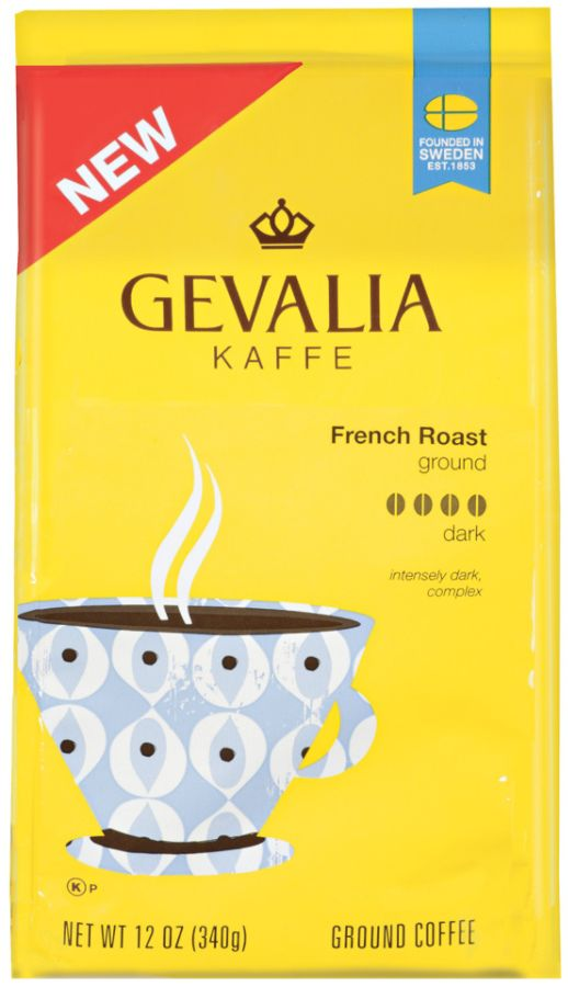 Gevalia French Roast Coffee 12 Oz by Office Depot & OfficeMax