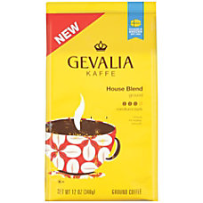Gevalia House Blend Coffee 12 Oz
