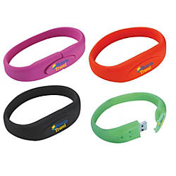 Bracelet USB Flash Drive 1GB