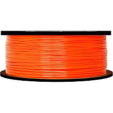 MakerBot True Orange ABS 1kg Spool