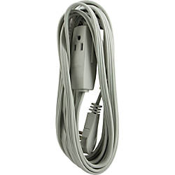 GE 3 Outlet Extension Cord 15