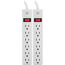 GE 6 Outlet Power Strip 2