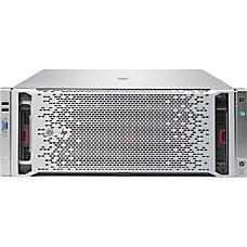 HP ProLiant DL580 G8 4U Rack
