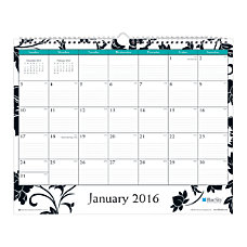 Blue Sky 50percent Recycled Wall Calendar
