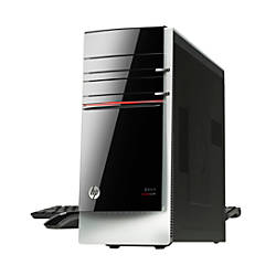HP Envy 700-056/700-216 Desktop Computer With AMD A10 Quad-Core Accelerated Processor