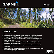 Garmin TOPO US 24K Southwest Digital