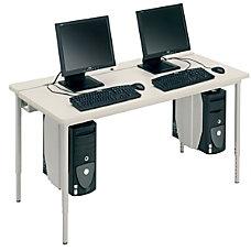 Bretford Quattro Voltea Flip Top Computer