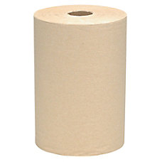 Scott 100percent Recycled Kraft Roll Towels