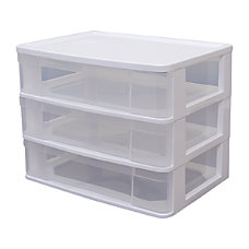 Advantus Desktop Drawer Unit 3 Drawers