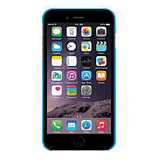Lifeworks Bodyguard Case For iPhone Blue
