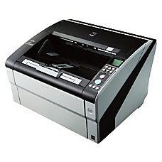 Fujitsu fi 6400 Sheetfed Scanner 600