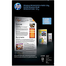 HP Glossy LedgerTabloid Laser Paper 11