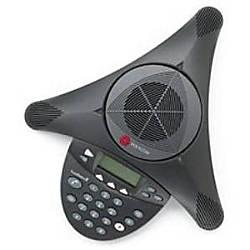 Polycom SoundStation2 EX Conference Phone Black