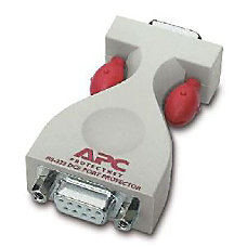 APC ProtectNet RS 232 Surge Suppressor