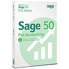 Sage 50 Pro Accounting 2015 US