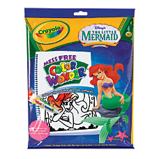 Crayola Color Wonder Markers And Activity