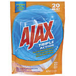 Ajax Fresh Scent Dish Packs 1512