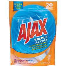Ajax Fresh Scent Dish Packs 1512