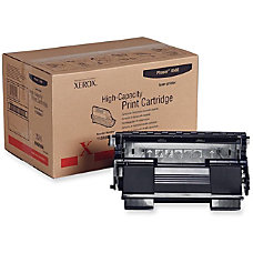 Xerox 113R00657 High Capacity Black Toner
