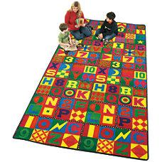 Flagship Carpets Printed Rug 12H x
