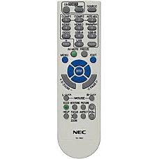 NEC Display Remote Control for Projectors