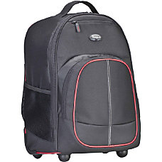 Targus TSB75001US Carrying Case Rolling Backpack