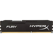 Kingston HyperX Fury Memory Black 8GB