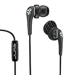 JLab Core Custom Fit Earbuds Black