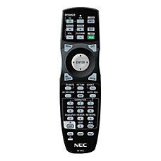 NEC Display Device Remote Control