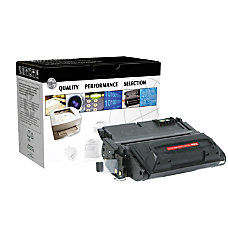 CTG OD42AM HP Q5942A Remanufactured Black